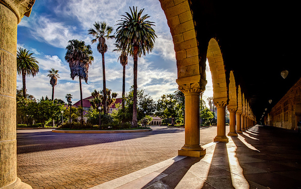 stanford-university-arch